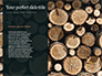Pile of Wood Logs Presentation slide 9