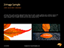 Yellow Wet Leaf on Asphalt Presentation slide 12
