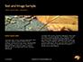 Yellow Wet Leaf on Asphalt Presentation slide 14