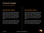 Yellow Wet Leaf on Asphalt Presentation slide 5