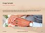 Wedding Bands on Person's Hand Presentation slide 10