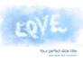 Love Shaped Clouds Presentation slide 1