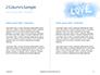 Love Shaped Clouds Presentation slide 5
