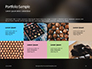 Close-up of Chocolate Covered Marshmallows Presentation slide 17