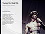 David is a Masterpiece of Created in Marble by Michelangelo Presentation slide 9