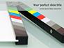 Film Making Clapperboard Closeup Presentation slide 1