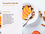 Oatmeal with Orange and Cashews Presentation slide 9