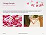 Be Mine Valentines Card Presentation slide 11