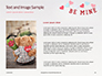 Be Mine Valentines Card Presentation slide 15