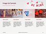 Be Mine Valentines Card Presentation slide 16
