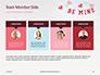 Be Mine Valentines Card Presentation slide 18
