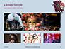Mardi Gras Masquerade Mask Presentation slide 13