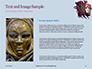 Mardi Gras Masquerade Mask Presentation slide 15