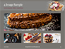 Cooked Waffles and Ice Cream Presentation slide 13