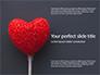 Big Red Heart Presentation slide 1