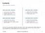 Apartment Plan Presentation slide 2