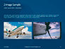 Vintage Airplane Presentation slide 11