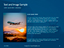Vintage Airplane Presentation slide 15