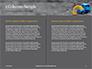 Toy Backhoe on the Sand Presentation slide 5
