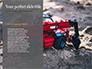 Toy Backhoe on the Sand Presentation slide 9