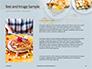Shrove Pancake Tuesday with Oranges and Honey Presentation slide 15