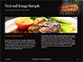 Fried Ribs Presentation slide 14