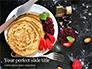 Pancakes with Jam Presentation slide 1