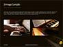 Yellow Rose on Piano Keys Presentation slide 12