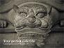 Chinese Dragon Statue  Presentation slide 1