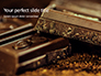 Dark Chocolate Presentation slide 1