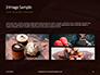 Dark Chocolate Presentation slide 12