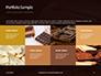Dark Chocolate Presentation slide 17