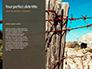 Barbed Wire Fence Presentation slide 9