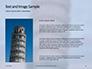 Leaning Tower of Pisa Presentation slide 15