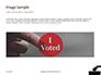 Ballot Box and Casting Vote Presentation slide 10
