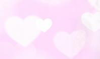 Background with Minimalistic Pastel Pattern Valentine's Day Theme Presentation Presentation Template