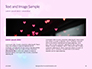 Background with Minimalistic Pastel Pattern Valentine's Day Theme Presentation slide 14