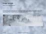 Beautiful Snowy Winter Forest Presentation slide 10