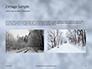 Beautiful Snowy Winter Forest Presentation slide 11