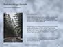 Beautiful Snowy Winter Forest Presentation slide 15