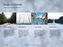 Beautiful Snowy Winter Forest Presentation slide 16