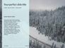 Beautiful Snowy Winter Forest Presentation slide 9