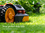 Trimming Fresh Grass Presentation slide 1