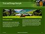 Trimming Fresh Grass Presentation slide 14