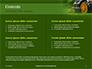Trimming Fresh Grass Presentation slide 2
