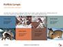 Deer in the Winter Field Presentation slide 17