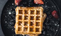 Belgian Waffles Presentation Presentation Template