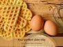 True Belgian Waffles Presentation slide 1