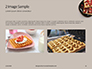 Waffles with Raspberries Presentation slide 11