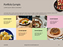 Waffles with Raspberries Presentation slide 17